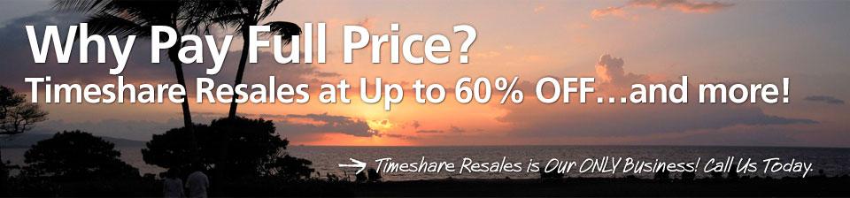 Timeshare Broker Sales